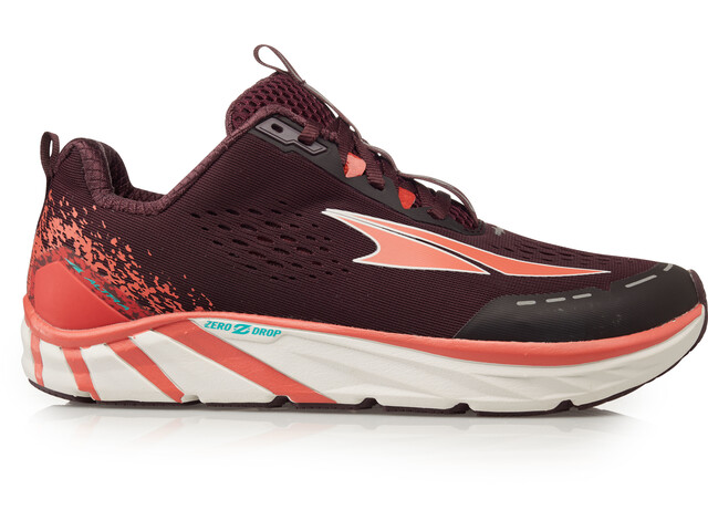Altra Torin 4 Zapatillas Running Mujer, plum/coral